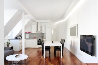 Holidayflats in Berlin, Brunnen 03 -     Exclusive Line