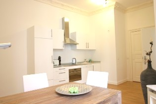 Holidayflats in Berlin, Brunnen 10 -     Exclusive Line