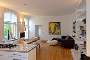 Holidayflats in Berlin, Loft 04